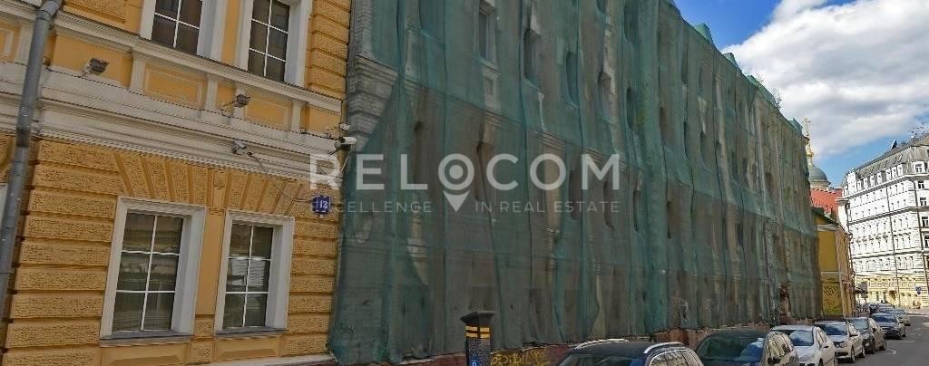 Административное здание Садовническая ул. 10, стр. 1.