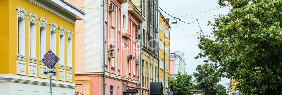 Административное здание Малая Ордынка ул. 38.