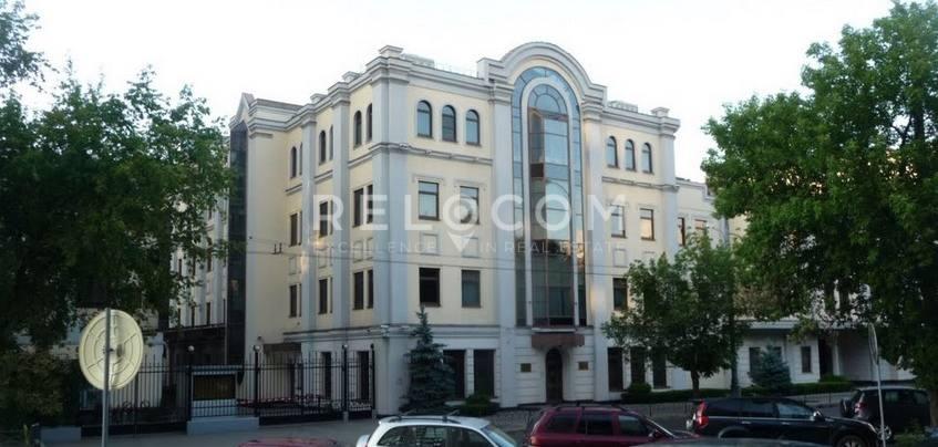 Административное здание Банный пер. 9.