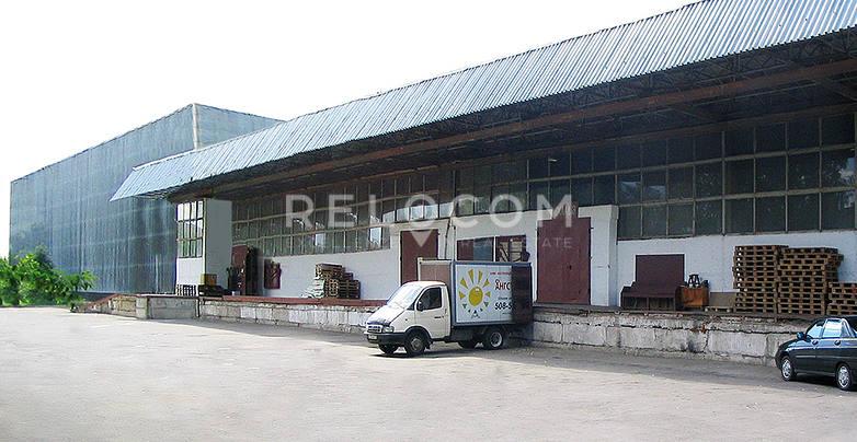 Офисно-складской центр Геоспектр