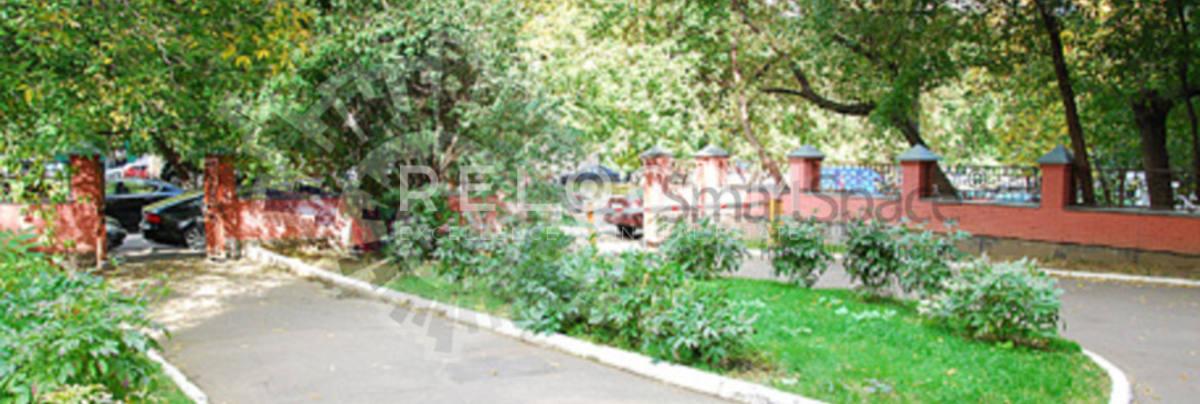 Административное здание Живарев 8