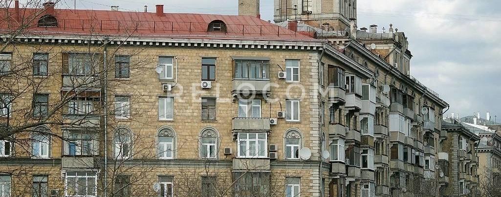 Жилой дом Алабяна ул. 10, корп. 4