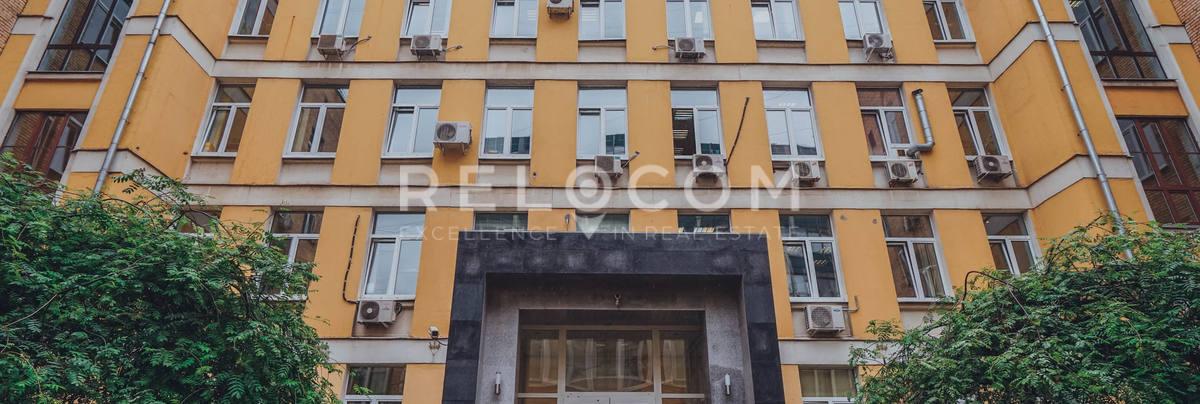 Административное здание 3-й Марьиной рощи пр-д 41.
