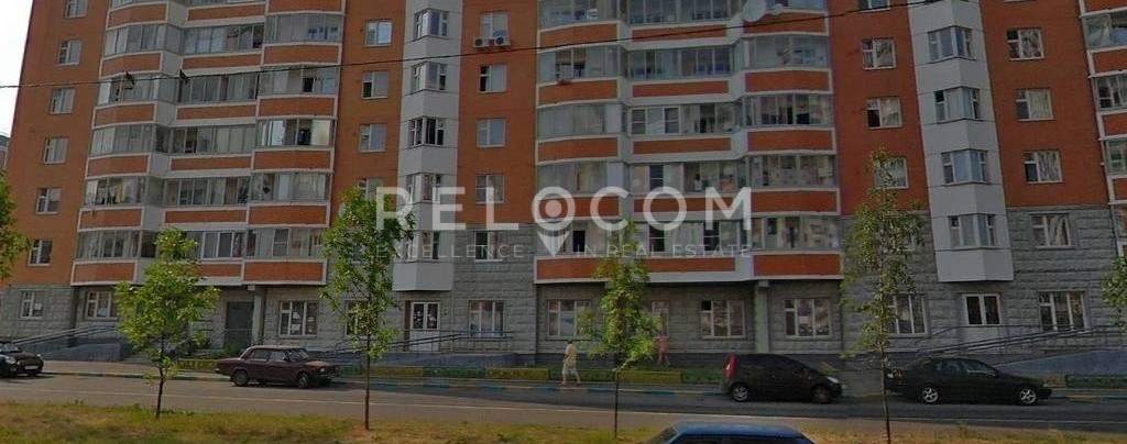 Жилой дом Лухмановская ул. 33.