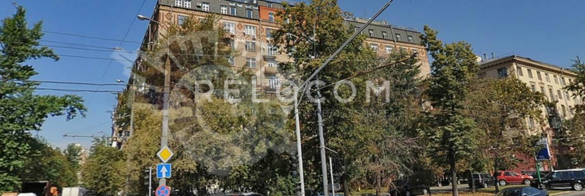 Жилой дом Фрунзенская наб. 36.