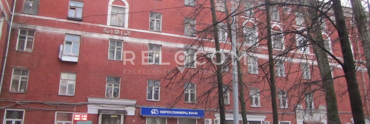 Жилой дом Кржижановского 18