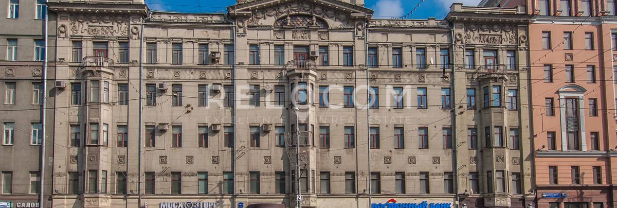Административное здание Тверская-Ямская 1-я ул. 16/23, стр. 1.