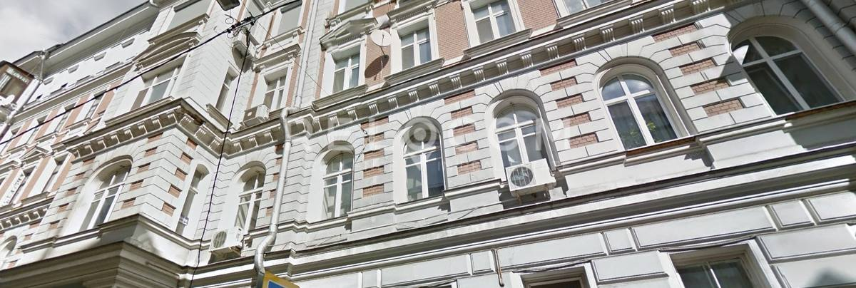 Жилой дом Пожарский пер. 10.