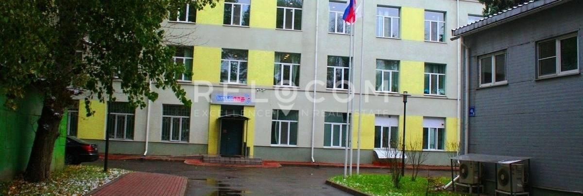 Административное здание Хорошёвское шоссе 43Г, стр. 1.