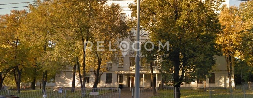 Административное здание Сокольнический Вал ул. 1/2, стр. 1.