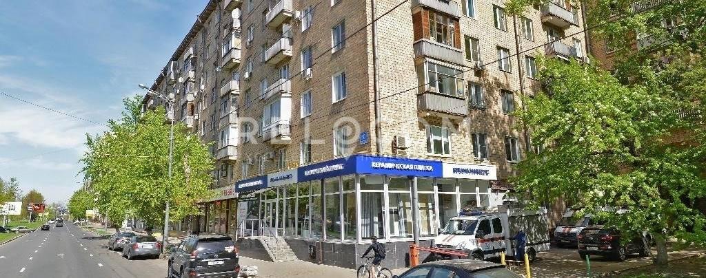 Жилой дом Нахимовский пр-т 50.