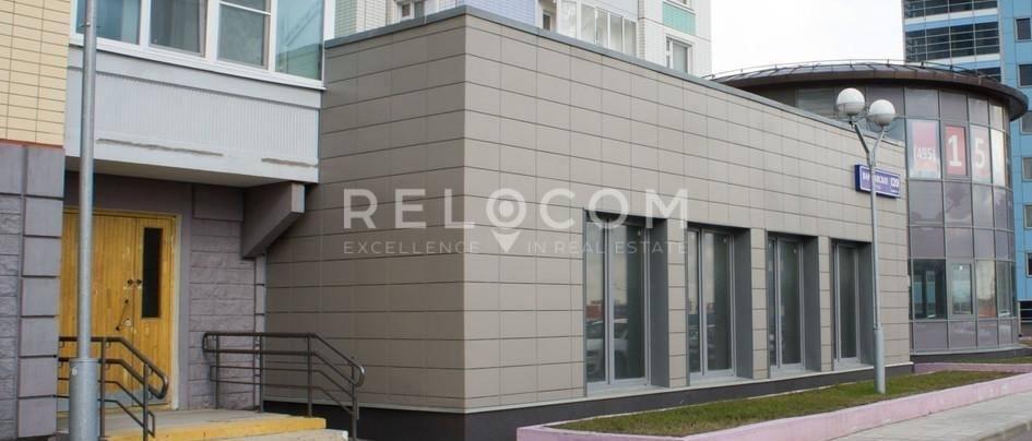 Административное здание Варшавское шоссе 120, корп. 3.