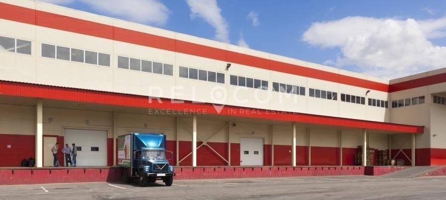 Офисно-складской центр Сервис Лайн