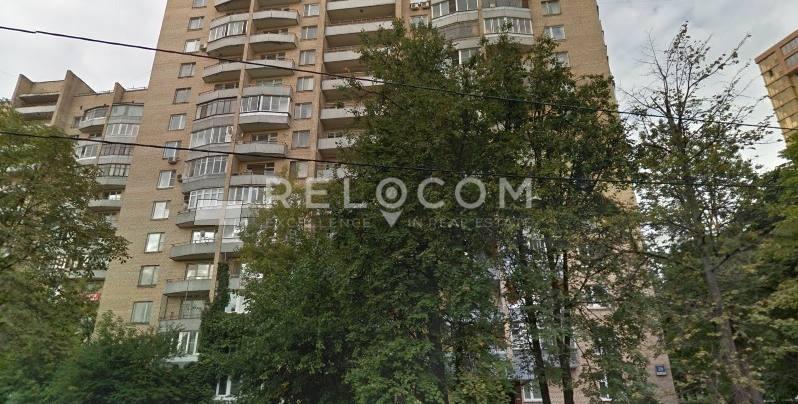 Жилой дом Малая Филевская 38с1