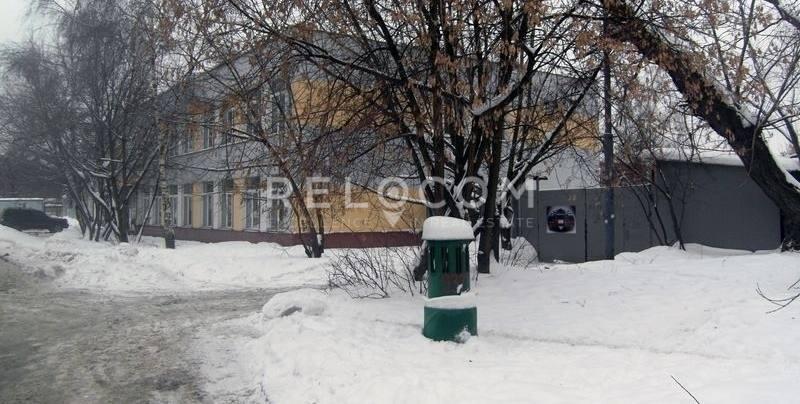 БЦ Кусковская ул. 16А.