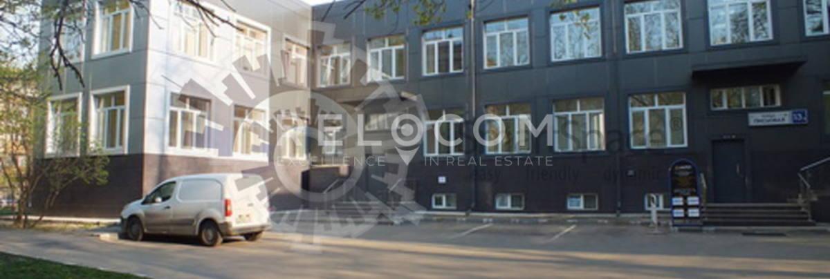 Административное здание Писцовая 13