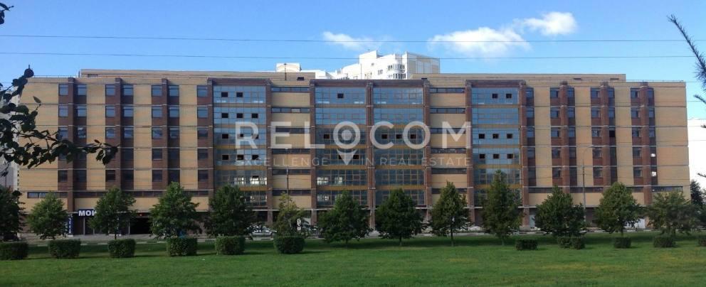 Бизнес-центр Адмирала Руднева, 2