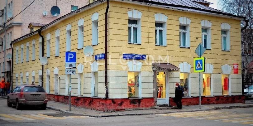 Особняк Сивцев Вражек пер. 36/18.