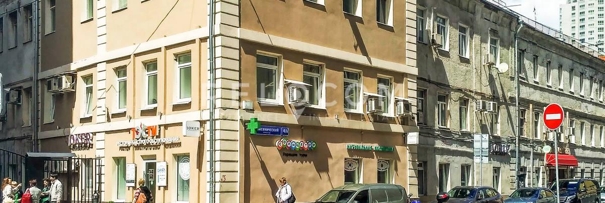 Административное здание Кожевнический пр-д 4/5, стр. 5.