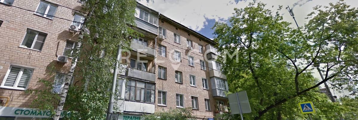 Жилой дом Яблочкова ул. 12.