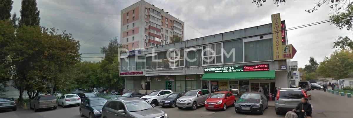 Административное здание Авиационная ул. 68, корп. 3.