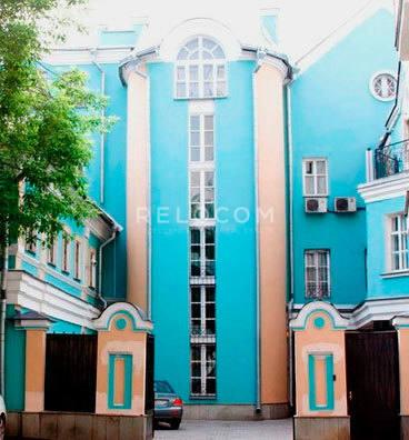 Административное здание Большая Полянка, 23, стр 1