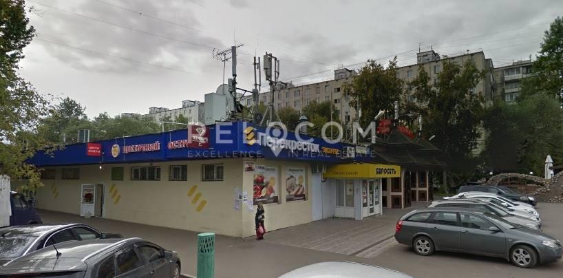 Административное здание Снайперская ул. 9А.