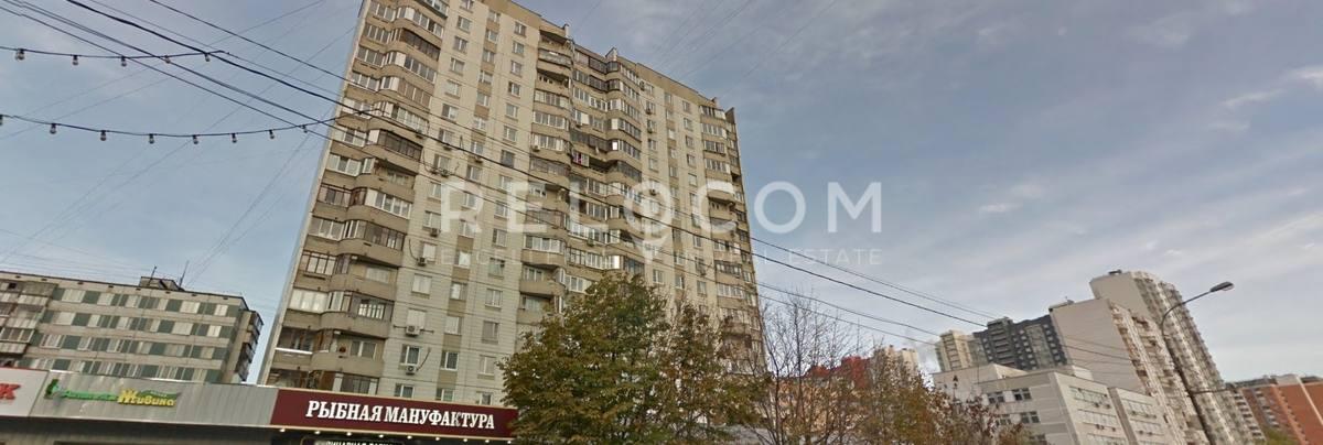 Жилой дом Митинская ул. 36.