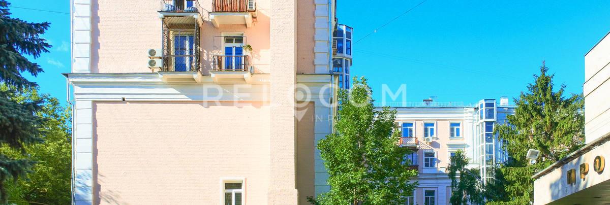 Административное здание Новинский б-р 13 стр 6