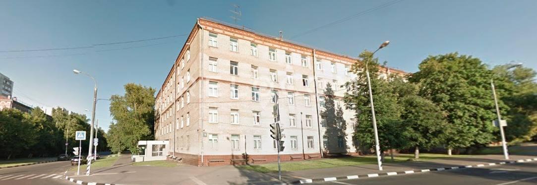 Жилой дом Азовская 15А