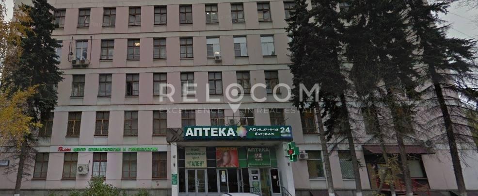 Административное здание Сиреневый б-р 15.