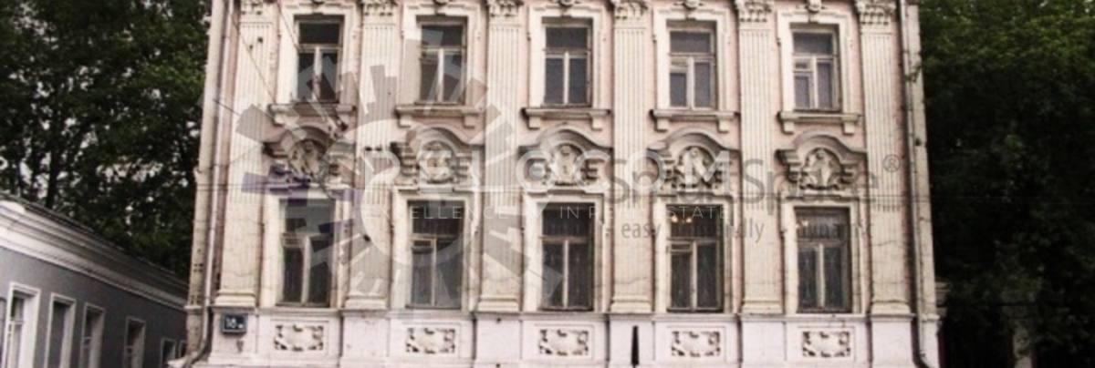 Административное здание Старая Басманная 18