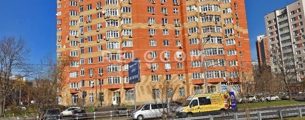 Жилой дом Большая Академическая ул. 63.