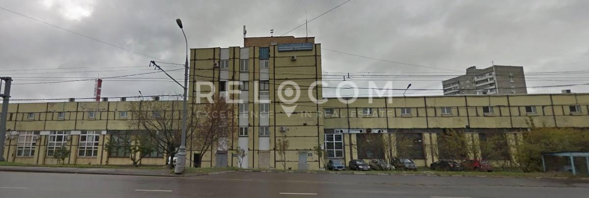 Административное здание Кетчерская ул. 16.