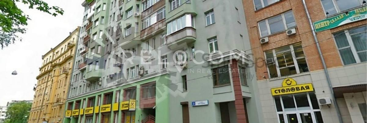 Жилой дом Образцова 3