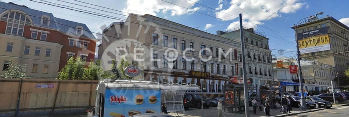 Административное здание Садовая-Самотечная 18