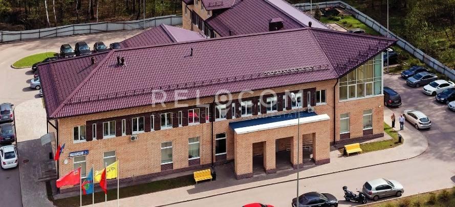 Административное здание Светлая ул.  3А, стр. 2.