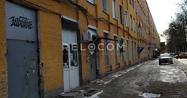 Административное здание Волгоградский пр-т 32, корп. 13.