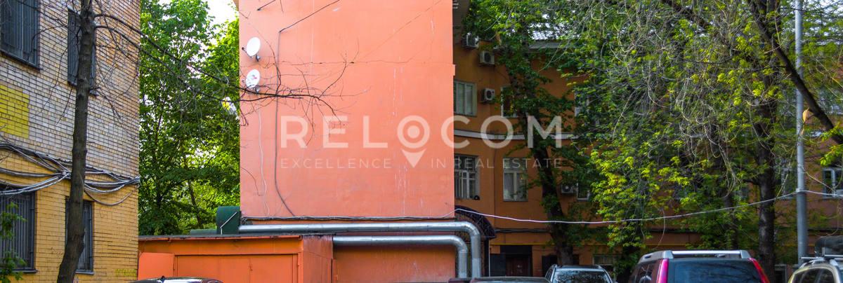 Административное здание Льва Толстого ул. 19/2.