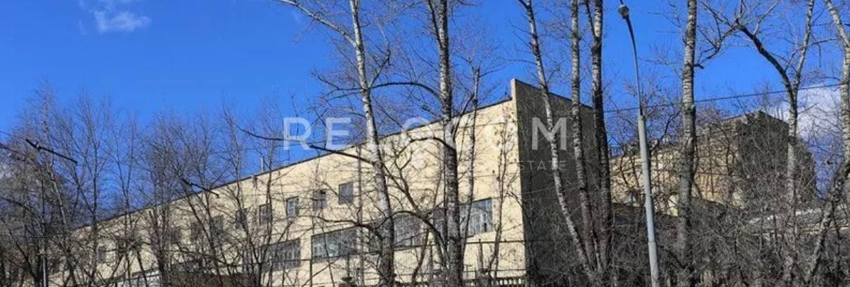 Административное здание Волочаевская ул. 11/15, стр. 3.