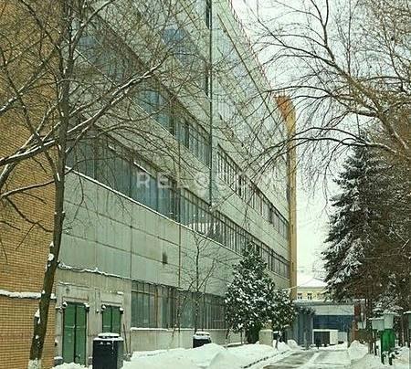 Административное здание Бауманская 53, стр. 2.