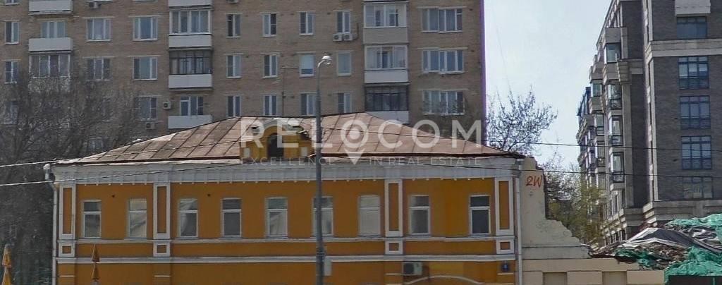 Административное здание Озерковская наб. 8, стр. 1.