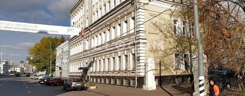 Административное здание Воронцовская ул. 13/14, стр. 9.