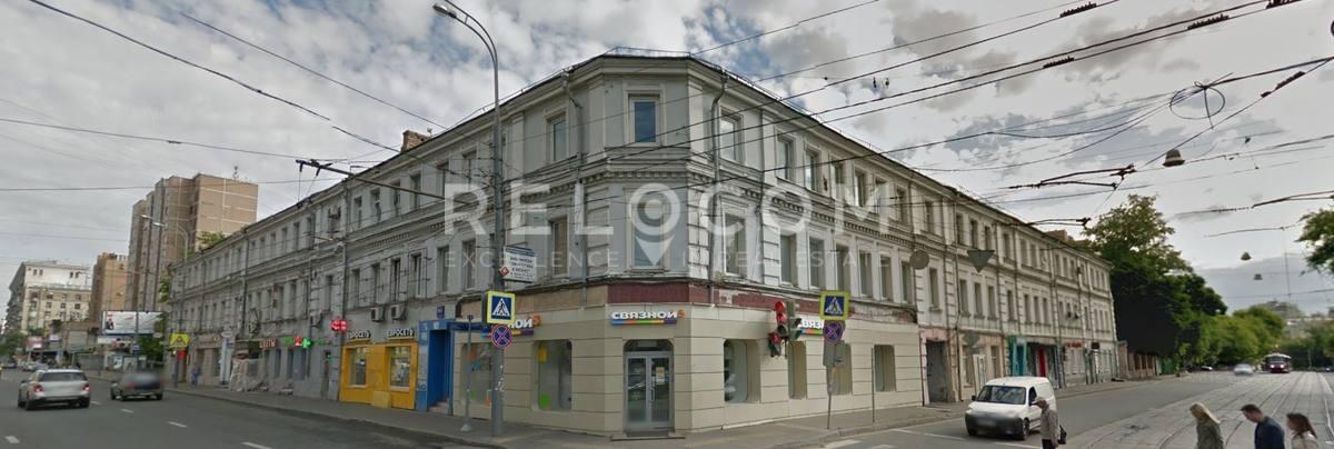 Административное здание Новослободская ул. 36/1, стр. 1.