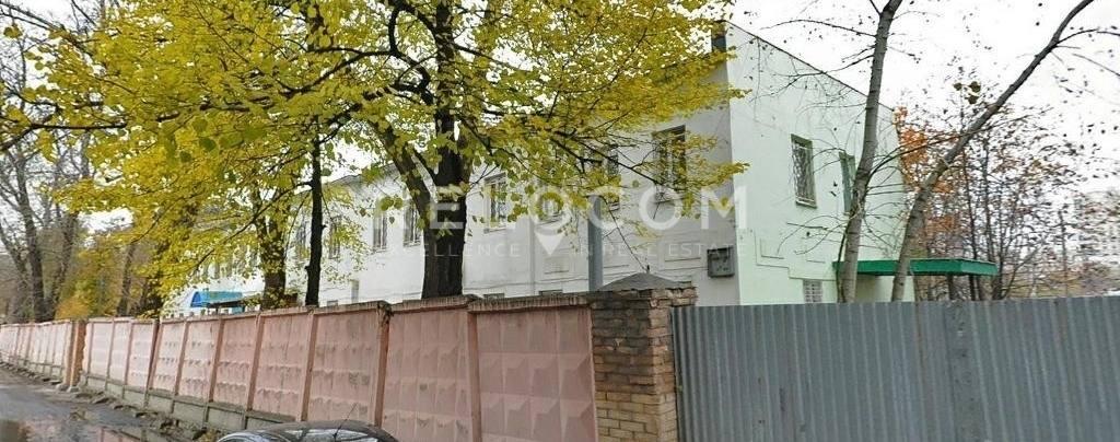 Административное здание Комсомольской Площади 16