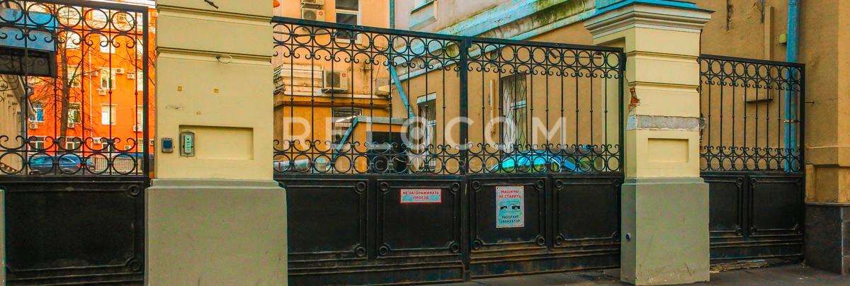 Административное здание Воронцовская 35