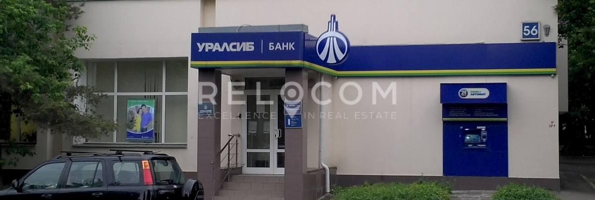 Административное здание Волоколамское 56