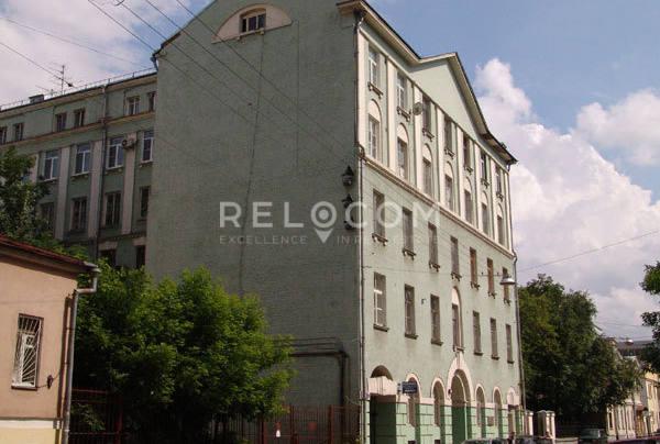 Жилой дом Старомонетный пер., 33