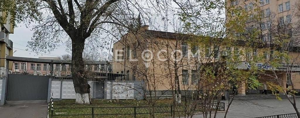 Административное здание 3-я Мытищинская ул. 16, стр. 26.