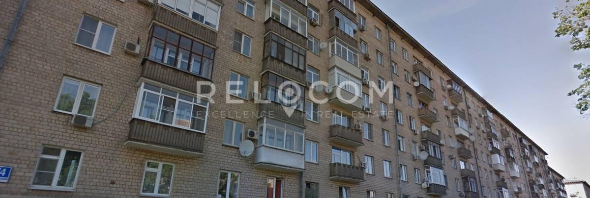 Жилой дом Ленинский пр-т 74.